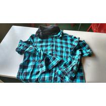 Camisa C/capucha Quiksilver