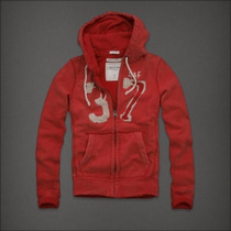 Abercrombie & Fitch - Hoodies Hombre