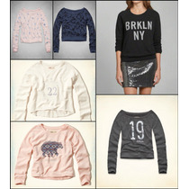 Hollister By Abercrombie Buzo Hoodie Campera Canguro Sweater