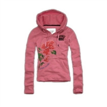 Abercrombie & Fitch - Hoodies Buzos De Mujer En Caballito