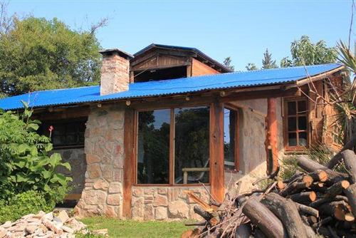 Casas madera y piedra imagui - Casas piedra y madera ...