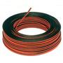 Cable Bipolar P/ Parlante Y Bafle 2x1 Mm Dto De Fabrica X Mt