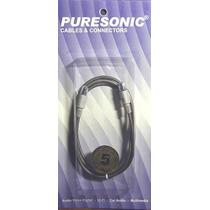 Cable De Fibra Óptica Para Interconexión De Audio Digital