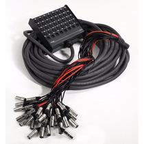 Manguera De Sonido Proel Ebn-3208 - 32 Canales 8 Envíos 30m