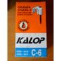 Grampas Para Cables Plasticos Kalop N C-6