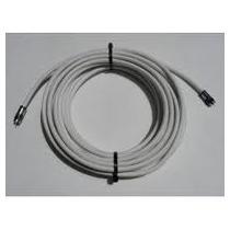 40 Mts Cable Coaxil Rg6 Coaxial 2 Conectores Rg6 Rg-6