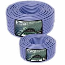 Cable Flexivolt Subterraneo Sintenax 2x2.5 Mm X Metro