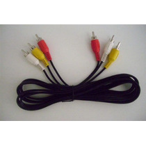Cables Audio Y Video Hdmi Tv Satelital Digital Accesorios