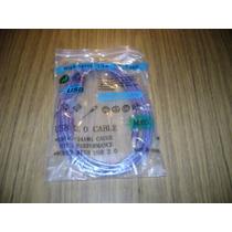 Cable Usb 2.0 A/b Para Impresoras 5 Mts C/filtro Mscompu10