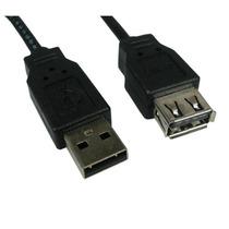 Alargue Usb 1,5 Metros Mts Cable
