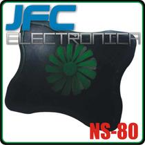 Base Cooler Notebook Nisuta Con Hub Usb Silenciosa | Centro