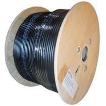 Bobina Cable Utp | Exterior | Cat 5e | Doble Vaina | 305mts
