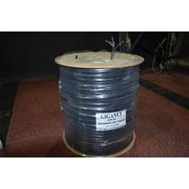 Bobina 305 M Cable Utp Cat 5e Con Tensor Giganet