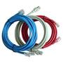 3 Metros Cable De Red Rj 45 Armado Para Pc