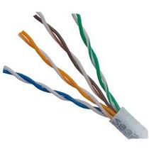 Super Oferta! 50 Mts Cable Red Utp De 8 Hilos Primera Calida