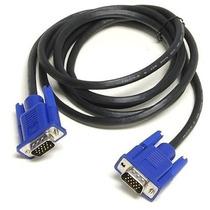 Cable Vga De 2mts Macho Macho Noganet. Polotecno