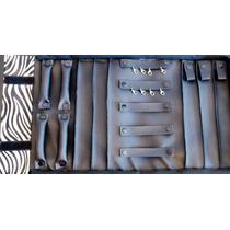 Paño Exhibidor De Joyas De Modelo Cebra (41x25)