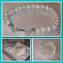 Pulsera Perlas Cultivadas Y Plata Deseo De Pasión