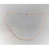 Collar De Perlas Barrocas Cultivadas