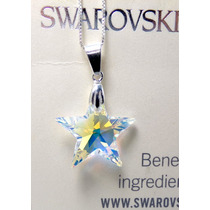 Estrella Aurora Boreal Certificado Swarovski-elements.