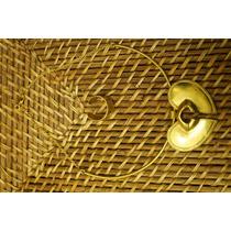 Conjunto Plata 950 Bañada En Oro Colgante Y Anillo
