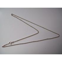 Cadena Collar Plata .900 Peso 7,1 G. Largo 55 Cm.