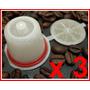 Capsulas Capuchón Recargable X3 La Mejor Para Nespresso 2014