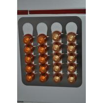 Porta Capsula Nespresso - Para 20 Capsulas Cafetera Express