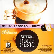 Nuevas! Capsulas Dolce Gusto Latte Macchiato Light! Belgrano