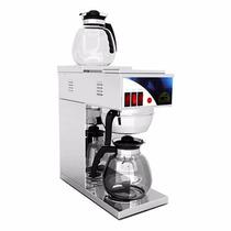 Cafetera De Filtro Industrial Dos Jarras 1.8 Lts