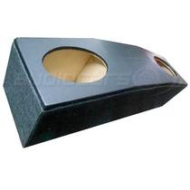 Caja Acustica 6x9 Alfombrada Cuerina Doble + Parlantes 6x9