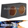 Caja Acustica Doble 12 Madera 18mm Forrada En Alfombra.