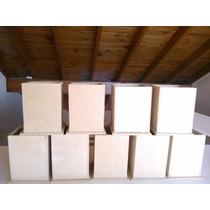 Lapiceros De Fibrofacil De 6x6x9 X 10 Unidades