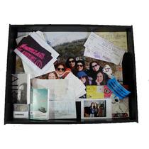 Caja P/ Regalo Y Recuerdos Personalizada 33x33 Foto Nombre