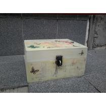 Cofre, Alhajero,caja