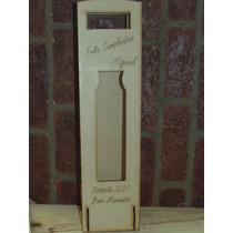 Porta Vino Caja Fibrofacil