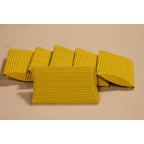 Caja Pillow De Cartón Microcorrugado De 5x6 Cm Color