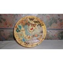 Caja Vintage Regalo Día De La Madre, Bombones, Souvenirs