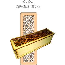 Caja De Te Fibrofacil Firuleteada 3 Mm