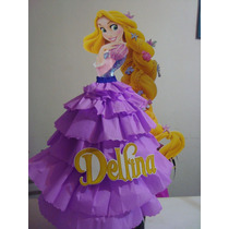 Piñatas Rapunzel