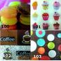 Servilletas Decoupage Pack 10u Cafe Cupcake Z/centro60diseñ