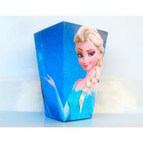 Cono Para Pochoclos Y Golosinas Frozen Pack X10