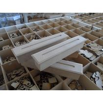 Porta Sahumerio Fibrofacíl Mdf (3mm) 25x4 Cms (caja Plegada)