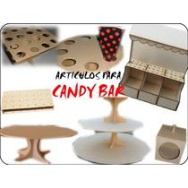 Kit Candy Bar Fibrofacil X 8 Articulos