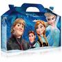 Cajita Souvenirs Frozen Cumpleaños X 10 Unid