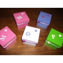 Souvenirs Cajas En Fibrofacil Pintadas Artesanales!!!!