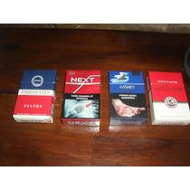 Box Gold Leaf, John Player De 20 Cigarrillos Rubios - Vacio