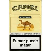 Cigarrillos Camel Box! Liquido Por Cierre!! Precio Por Carto