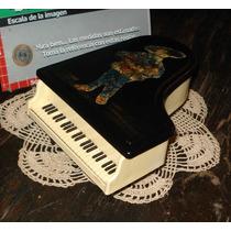 Antigua Caja Musical - Piano - Año 1960 (4776)