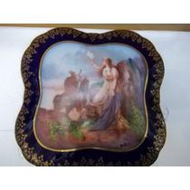 Caja Alhajero Cofre Porcelana Francesa